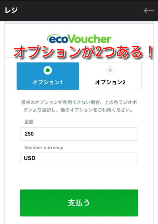 casinox ecovoucher deposit1