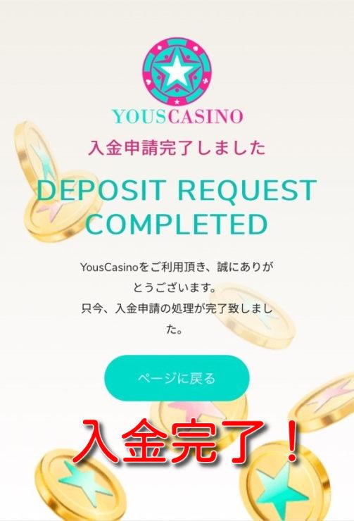 youscasino ecopayz deposit8