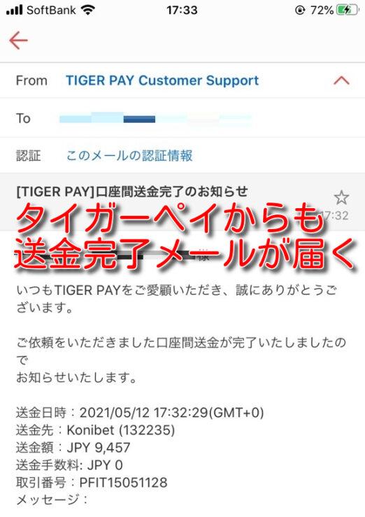 konibet tigerpay deposit10