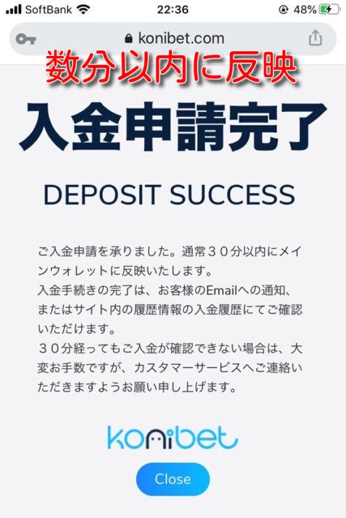 konibet sticpay deposit8
